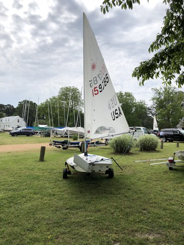 2019 Laser Spring Regatta