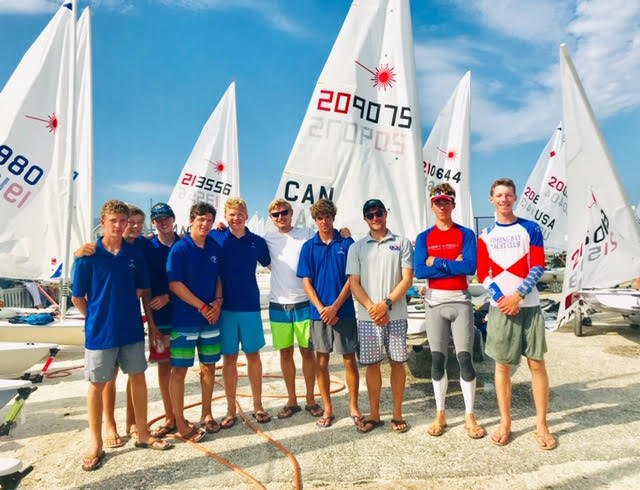 2019 Junior Laser Team.jpg